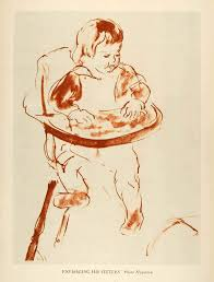 1941 Lithograph Waldo Peirce Art Baby Toddler Highchair Food Envisaging XAF3 Farlin Baby High Chair Cum Feeding Yellow Joie Mimzy Onehand Quick Buzz Safety 1st Wood Beaumont Walmartcom Used Hauck Sit N Relax 2 In 1 Highchair Amazoncom Qaryyq Outdoor Portable Folding Fishing Infant Toddler Booster Seat Length 495cm Width 635cm Height 96cm Bloom Fresco Chrome White Frame With Blue Pad Bhao Brother Max Sketch Baby High Chair Booster Seat Mat Kilbirnie North Ayrshire Gumtree Plymouth Devon 178365 Walker Ride Infant Highchair Design