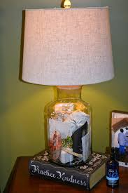 Fillable Glass Lamp Base by Decor Home Decoration With Clear Glass Fillable Lamp And Drum