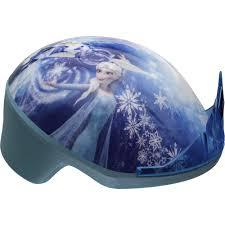 Frozen Bathroom Set At Walmart by Bell 7068215 Disney Frozen 3d Tiara Toddler Bike Helmet Blue