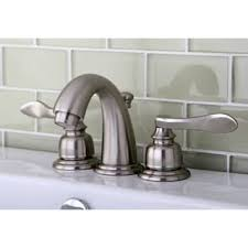 Mini Widespread Faucet Brass by Satin Nickel Mini Widespread Bathroom Faucet Free Shipping Today