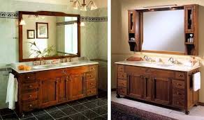 badezimmermöbel antik spiegelschrank bad spiegelschrank