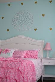 Teens Room Teenage Girl Bedroom Ideas Decorating Tips Youtube Finley39s Aqua Pink Gold And White Big Large Size
