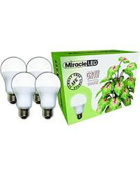 deal alert miracle led almost free energy 100w spectrum grow lite