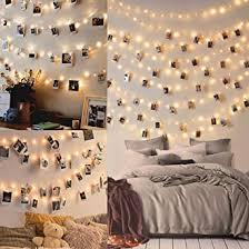 wearxi lichterketten für zimmer deko 10m 100 led foto