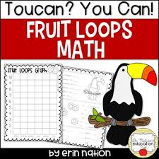 Fruit Loops Math By Dr Nations Education