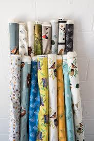 100 Architects Wings Charley Harper For Birch Organic Fabrics Bird Royal