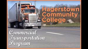 HCC Truck Driving School - YouTube