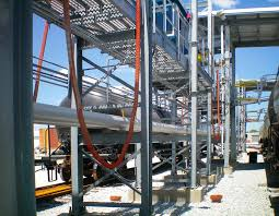 Pipe Racks   Carbis Solutions Fall Protection