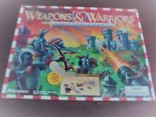 Weapons And Warriors Castle Siege Board Game By Pressman INCOMPLETE