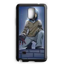 Creepypasta Ticci Toby Samsung Galaxy Note Edge Case