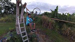 Backyard Zipline - YouTube Backyard Zip Line Alien Flier 2016 X2 Kit Installation Youtube 25 Unique Line Backyard Ideas On Pinterest Zipline How To Construct A 5 Steps With Pictures Wikihow Diy Howto Install Tighten A Zip Line Easy Trick Build Without Trees Outdoor Goods Toy Homemade Summer Activity Play Cable Run For Your Dog Itructions Photos Make Zipline Or Flying Fox At Home Science Fun How To Make Your Own 100 Own