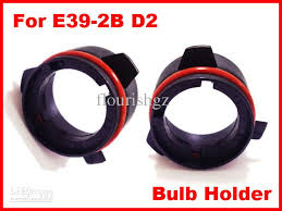pair d2 d2s r c halogen to xenon hid bulbs adapters holders