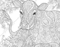 Adult Coloring Pages Zentangle Doodle By ColoringPageExpress