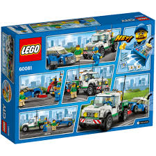 LEGO City Pickup Tow Truck 60081 - £18.00 - Hamleys For Toys And Games