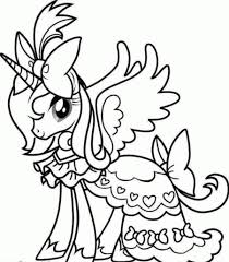 Cute Baby Unicorn Coloring Pages Best Of Unicorns To Color 15 Inside