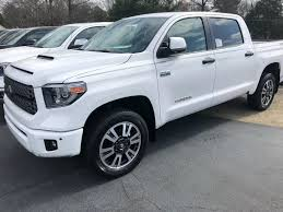 2018 TRD Sport Lift Options? | Toyota Tundra Forum