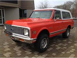 1972 Chevrolet Blazer For Sale | ClassicCars.com | CC-907187 1971 Chevy Short Box K10 Cheyenne Chevrolet 6772 Pickup Gmc 1972 Truck For Sale Craigslist Beautiful 72 Southern Kentucky Classics Welcome To Gmc Suburban For On Autotrader C10 One Owner Barn Find By Vtwinstov8scom Youtube Classic Chevy Cheyenne Trucks Super 4x4 196372 Long Bed Cversion Kit Installation Brothers Bel Air Overview Cargurus 1966 Parts All About Tci Eeering 471954 Suspension 4link Leaf 2018 Silverado 1500 In Sylvania Oh Dave White