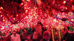 Christmas Tree Disposal New York City by Where Christmas Tree Lights Meet Chili Pepper Lights In New
