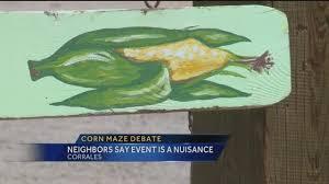 Albuquerque Pumpkin Patch 2015 by Wagner Farms Corn Maze Blocked By Village Council