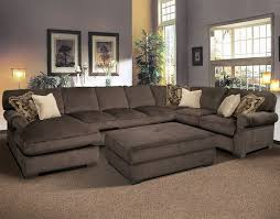 Poundex Reversible Sectional Sofa by Brilliant Best 25 Large Sectional Sofa Ideas On Pinterest Large