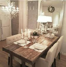 inspiring rustic wood dining table and best 25 modern rustic