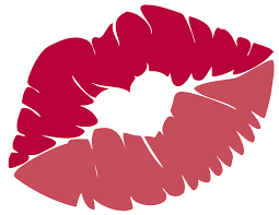 Kiss Lips Mouth Red Love Rosa