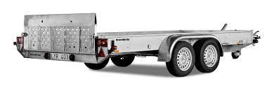 100 Truck Ramp Kit RAMP KIT FOR UNITRANSPORTER H Brenderup