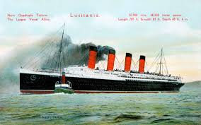 The Sinking Of The Britannic Old Version by Lusitania And Titanic The Similarities Between 2 Shipwrecks Time