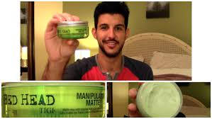 bed head manipulator matte review youtube