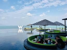 100 W Hotel Koh Samui Thailand Samuihomextour Hash Tags Deskgram