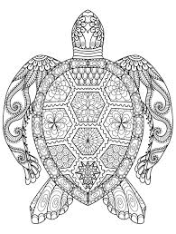 Printable Adult Animal Coloring Pages