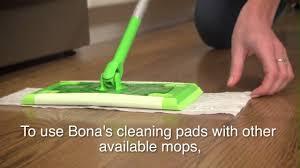 Bona Floor Refresher Or Polish by Bona Hardwood Floor Wet Cleaning Pads At Bed Bath U0026 Beyond Youtube