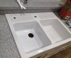 Ikea Domsjo Sink Single by Making A Domsjo Kitchen Sink Legal In California Ikea Hackers