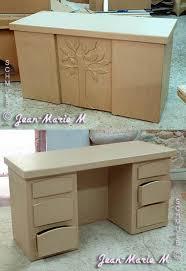 bureau classique bureau classique רעיונות בנייר וקרטון cardboard