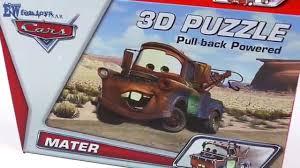 Mater 3D Puzzle Disney Pixar Cars Mcqueen New EWfuntoys カーズ 2016 ...