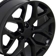 Amazon.com: OE Wheels 20 Inch Fits Chevy Silverado Tahoe GMC Sierra ...
