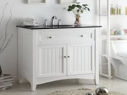 Awesome Farm Style Bathroom Vanities Make On Vanity Or Innovative Inside Farmhouse