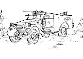 Army To Print Free Coloring Pages