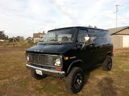 1975 GMC Vandura 4x4