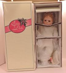 Elite Dolls Fine Porcelain Jeine Doll NIB 18