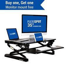 Ergotron Sit Stand Desk by Ergotron Lift35 Standing Desk Sit Stand Ergonomic Adjustable