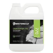 Zep Floor Finish For Stained Concrete by Ghostshield 1 Gal Invisible Penetrating Concrete And Masonry