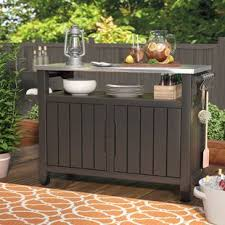 Patio Serving Carts You ll Love