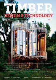 100 Tree House Studio Wood Timber Design Technology Middle East August 2018 By Andy