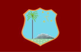 West Indies Flag Prior To 1999