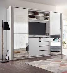 schwebetürenschrank mit tv fach und spiegel kaufen otto