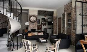 chambre style industrielle chambre ado fille moderne with stunning style chambre fille gallery