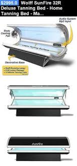 Tanning Beds and Booths Wolff Sunfire Pro 24X With Upgraded