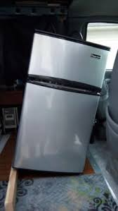 How To Wire For A Dorm Fridge In Camper Van
