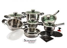schumann cuisine casserole schumann batterie de cuisine schumann en amovible